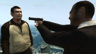GTA IV Funny/Brutal Moments Episode 1 (Euphoria Physics)