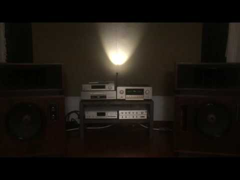 Accuphase e-530_ dp55v_Altec Lansing M19_Oyaide