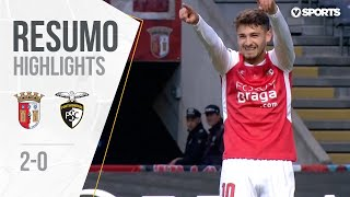 Highlights   Resumo: Sp. Braga 2-0 Portimonense (Liga 18/19 #34)