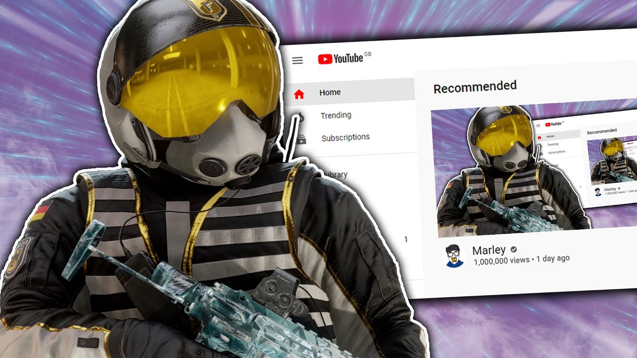 This Rainbow Six Siege video has been recommended to you thumbnail