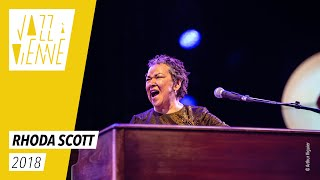 Rhoda Scott - Jazz à Vienne 2018 - Live