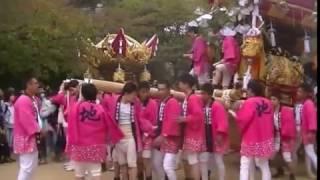 2016.10.23 地蔵町 (平成28年 御厨神社 秋祭り)