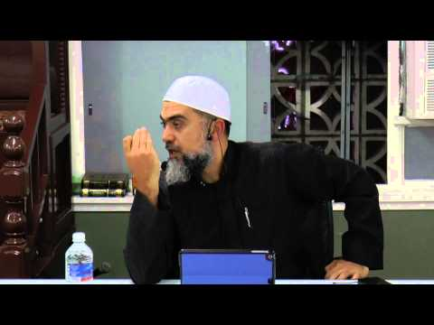 Respect & Scholars | Shaykh Abu Adnan