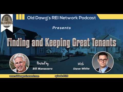 129: Finding and Keeping Great Tenants