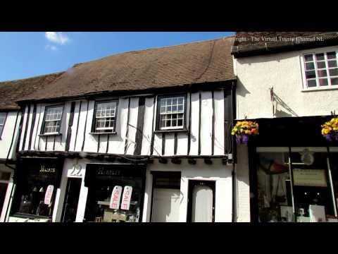 St Albans - Walk down George Street - Hertfordshire