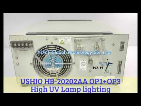 Electro Scientific DCS80-13EM1M96 /USHIO HB-20202AA /SMC IDF1E-10 /KYKY 1600K FD-II /VXI CT100B