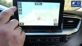 Kia Ceed   Kia ProCeed Infotainment Check
