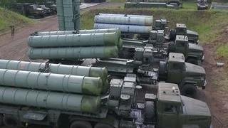 Под Воронежем проходят учения воздушно-космических сил