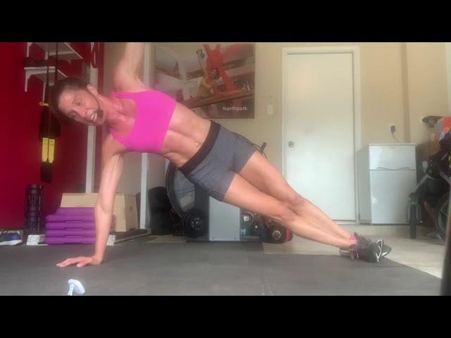 10 Min Core Strength