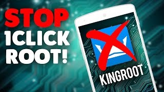STOP ONE CLICK ROOT ! THESE APPS WILL KILL YOUR PHONE !