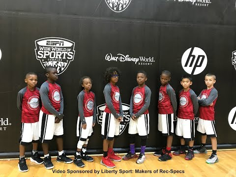 AAU 2017 National Championship Basketball Tournament in Orlando