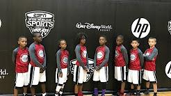 AAU 2017 National Championship Basketball Tournament in Orlando