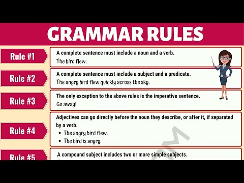 basic-grammar-rules:-english-sentence-structure