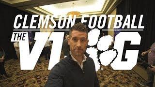 Clemson Football    The Vlog (Ep 19)