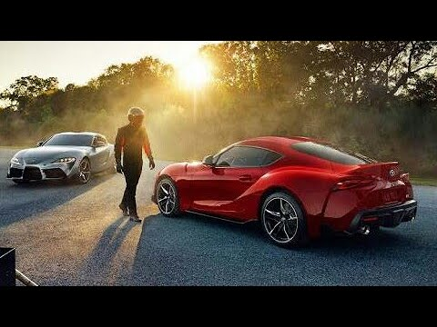 2020 Toyota Supra - interior Exterior and Drive