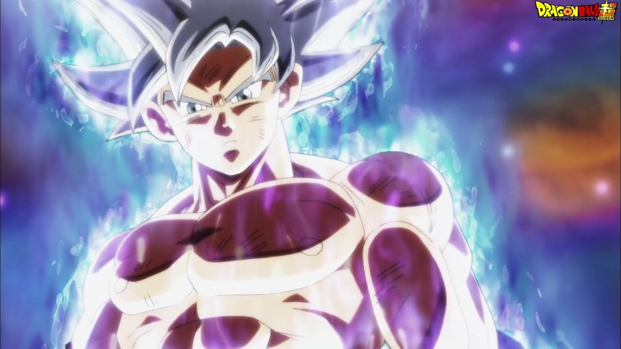 #10 Live wallpaper - Goku ultra instinct mastered (PC wallpaper) - YouTube