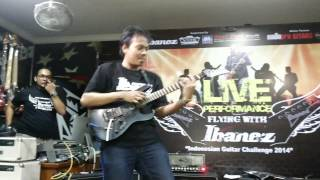 Aryz Bulo - String Of Life (1st Place Winner FLYING WITH IBANEZ 2014)