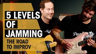 How to jam | 5 stęps to make your playing better | Thomann