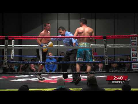 Louis Rosales vs Ray Chacon presented by All Star Promotions on 3-11-2017