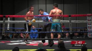 Gambar cover Louis Rosales vs Ray Chacon presented by All Star Promotions on 3-11-2017