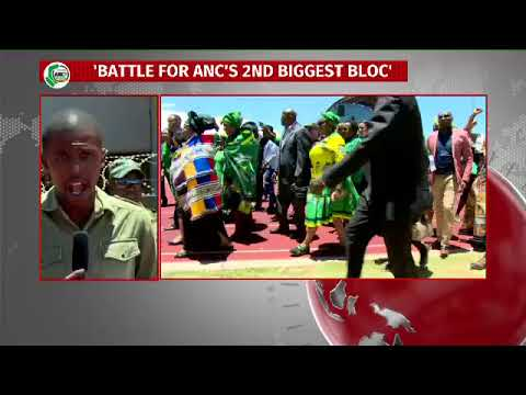 Battle for ANC's 2nd biggest bloc