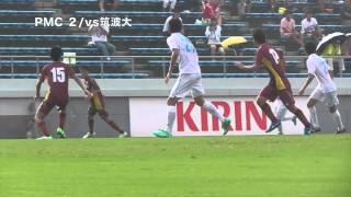 福岡大学サッカー2015インカレモチベーションビデオ