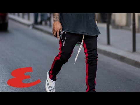Re-Fashioned - Episode 5: Track Pants | Esquire