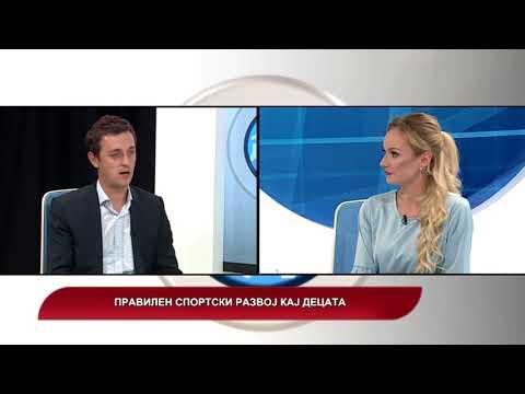 Македонија Денес - Правилен спортски развој кај децата