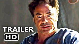 DOLITTLE Trailer # 2 (2020) Robert Downey Jr, Tom Holland Movie