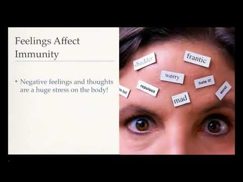 Improve the Immune System with the Body Code and the Emotion Code