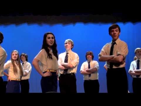 Come Fly WIth Me - Musical America 2012