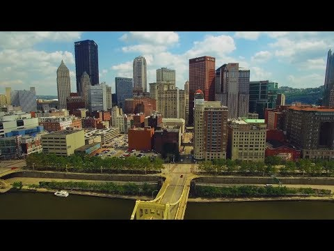35. Pittsburgh --Top City Skylines--
