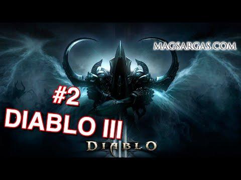 Diablo III: Reaper of Souls #2 - Онлайн стрим - Маг Sargas