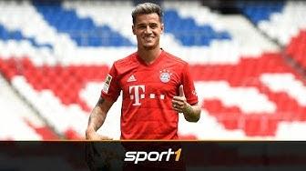Herausforderung für Kovac: Wo spielt Coutinho? | SPORT1