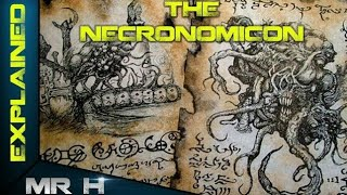 The Necronomicon What Is It? Who Wrote It? The History Of The Necronomicon