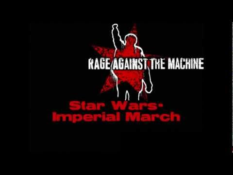 RATM Star Wars Imperial March - HD