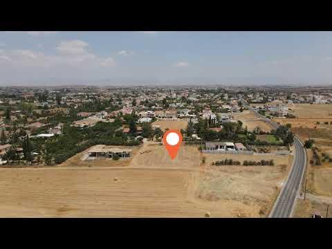 Residential Land 2 221 sqm for sale in Psimolofou, Nicosia District