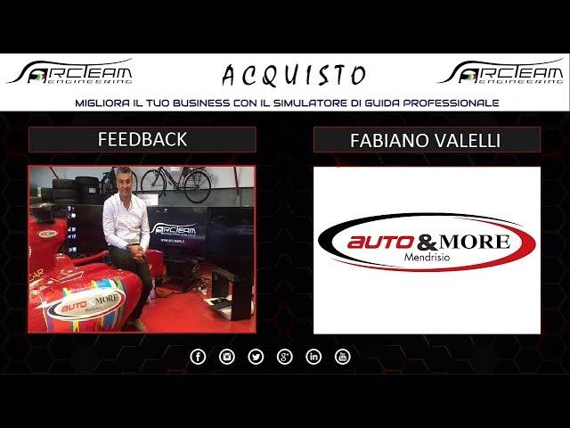 OPINIONE ACQUISTO SIMULATORE - AUTO & MORE - FABIANO VALELLI