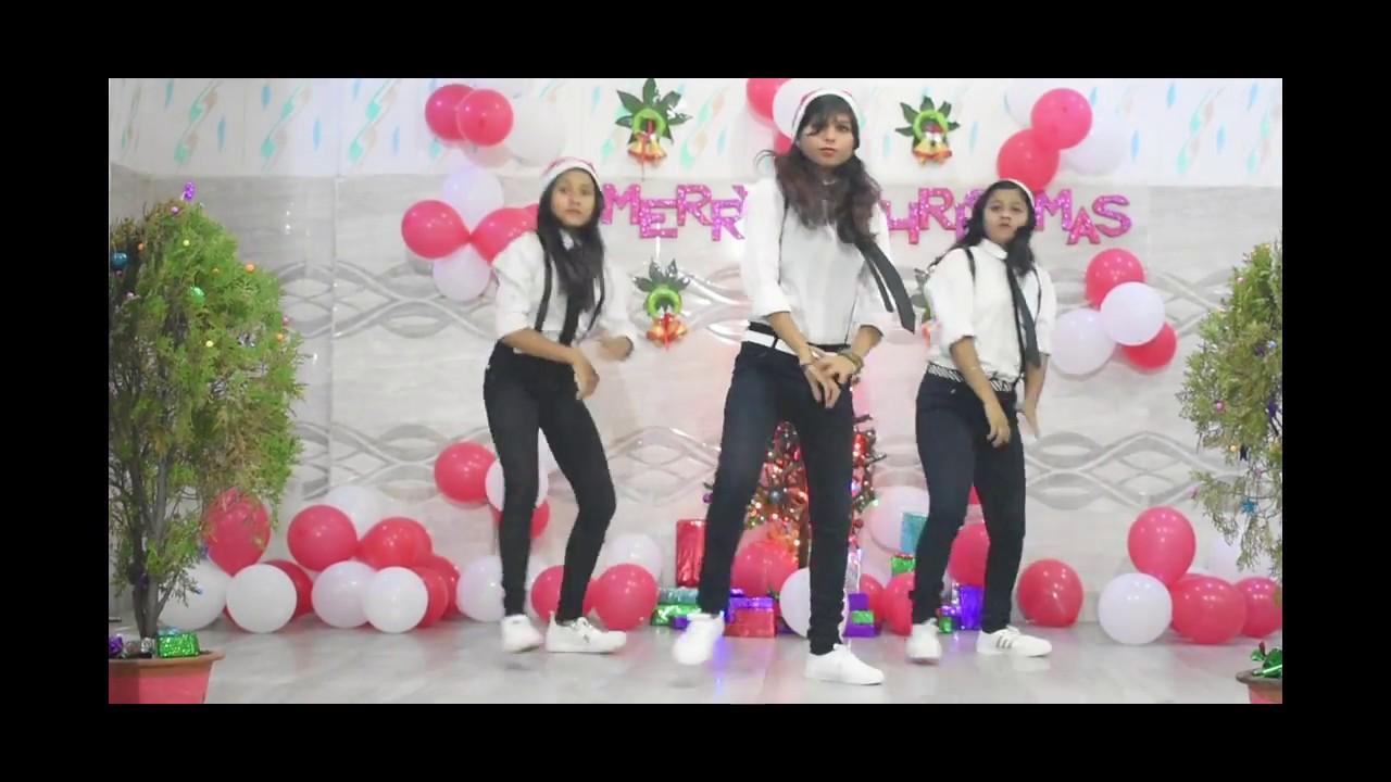Best Christmas Hip-Hop Dance Ever | Jingle Bells Song | Jamshedpur - YouTube