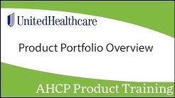 UnitedHealthcare Product Portfolio Overview