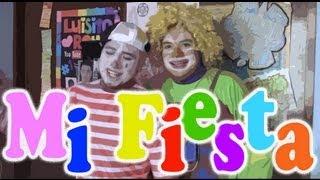 Fiestas infantiles - Luisito rey