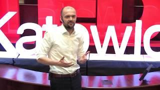 Prawo działa - czyli jak opuścić własną strefę komfortu. | Michał Babicz | TEDxKatowiceSalon