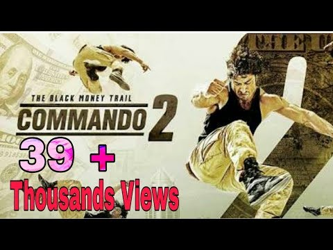 COMMANDO 2 FULL MOVIE DOWNLOAD IN HINDI SIZE 700 MB   Life Star HD