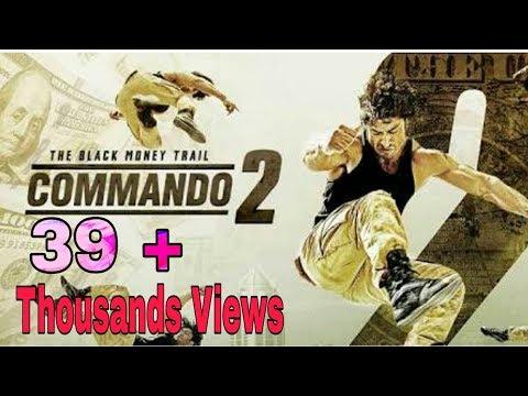 COMMANDO 2 FULL MOVIE DOWNLOAD IN HINDI...