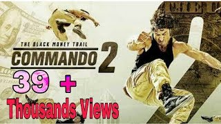 COMMANDO 2 FULL MOVIE DOWNLOAD IN HINDI SIZE 700 MB | Life Star HD