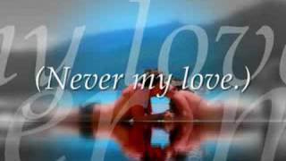 Watch 5th Dimension Never My Love video