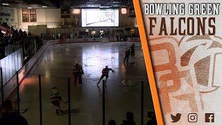 BG Hockey Highlights vs LSSU 11.17