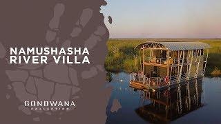 A Private Namibian Getaway - Namushasha River Villa