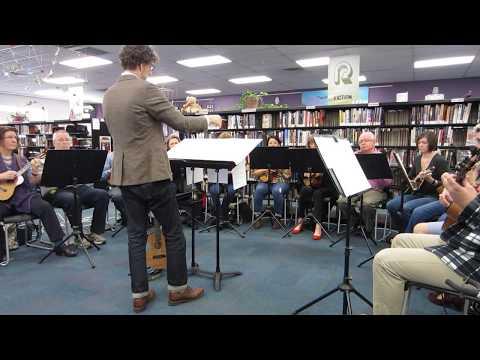 Largo from New World Symphony/Dvorak