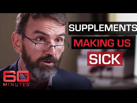 Adverse reactions of popular herbal medicines | 60 Minutes Australia